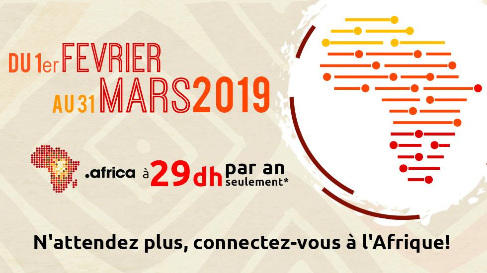 Connectez-vous à l'afrique